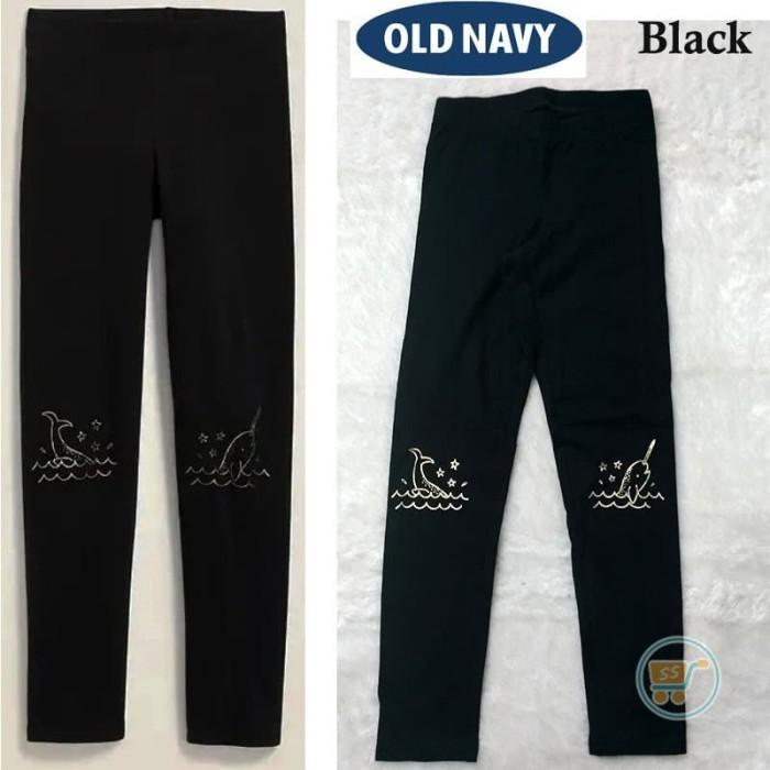 Jual Legging Old Navy Black Whale Celana Anak Cewe Stretch Kids Girl Ekspor Kab Bogor Shouhinshop Tokopedia