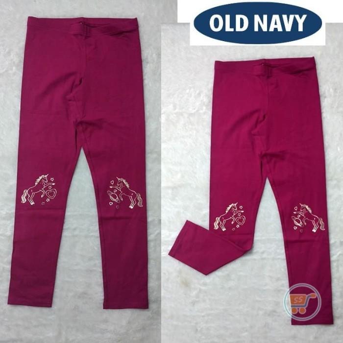 Jual Legging Old Navy Unicorn Marun Celana Anak Cewe Kids Girl Abg Remaja Kab Bogor Shouhinshop Tokopedia