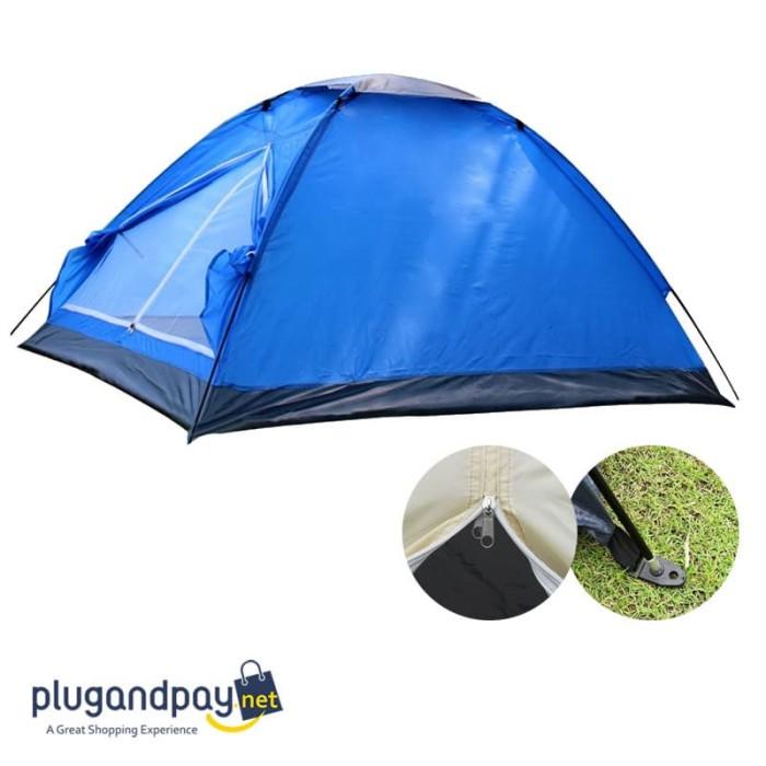 Foto Produk Double Layer Door Camping Tent / Tenda Camping - plugandpay dari plugandpay