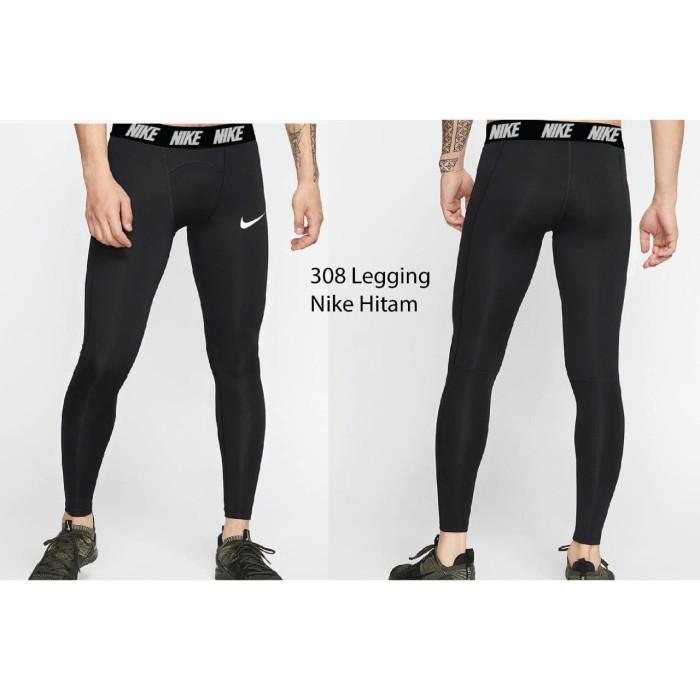 Jual Celana Legging Sport Panjang Cowok Pria Grade Ori Nike Baselayer Jakarta Utara Jersey Super Shop Tokopedia