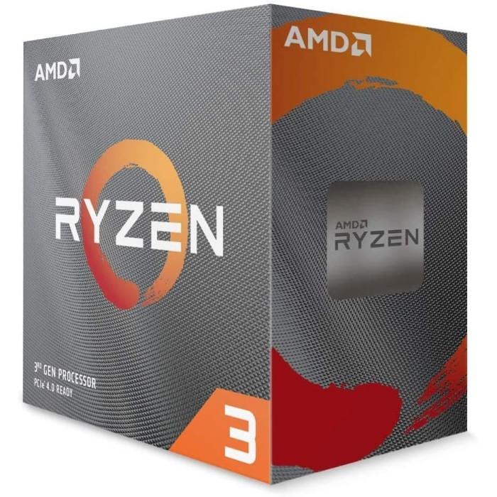 Foto Produk Processor AMD Ryzen 3 3100 AM4 3.6GHz 4 Core 8 Thread 7nm Socket AM4 dari PojokITcom Pusat IT Comp
