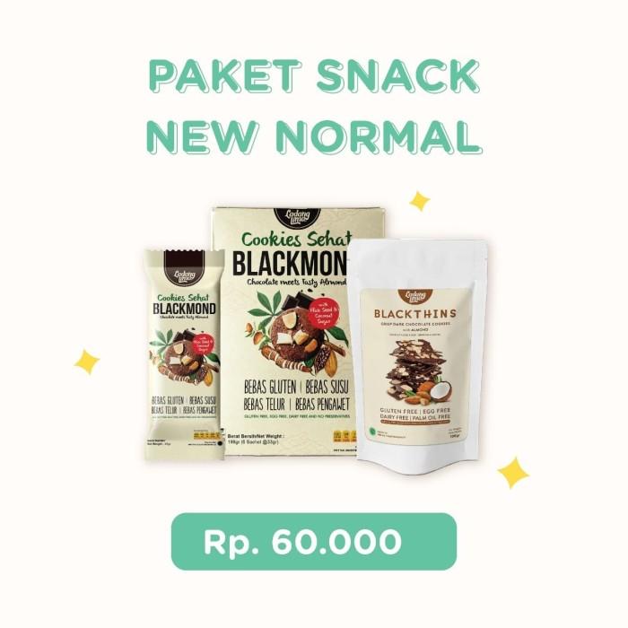 Foto Produk Paket Snack New Normal dari Official Ladang Lima