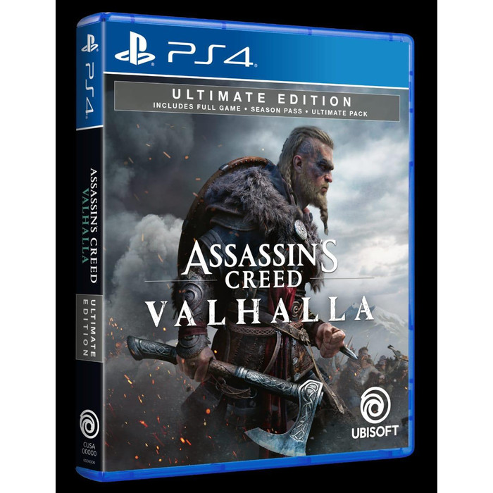 Jual Xbox One Ps5 Ps 4 Ps4 Assasins Creed Valhalla Ultimate