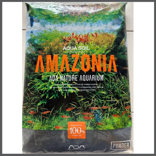 Jual Aqua Design Amano Ada Soil Amazonia Powder 9l Untuk Aquascape Kota Surabaya Griya Elsa Sabriani Tokopedia