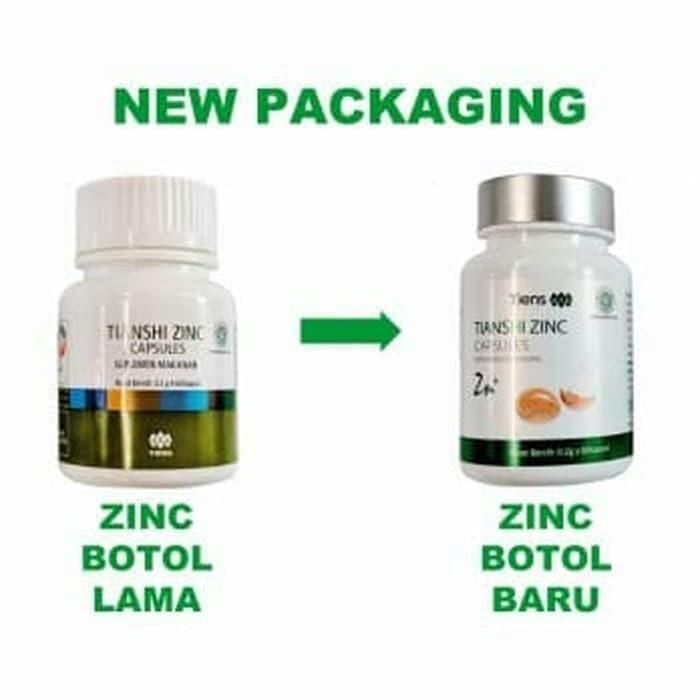 Foto Produk zinc tiens 100% original dari sehat ku alami