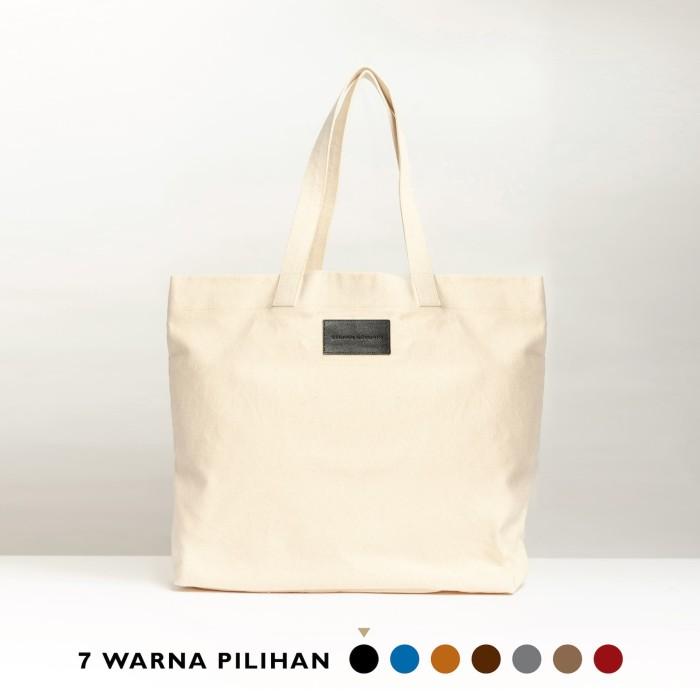 Foto Produk Stefan - Ultimo Shopping Bag Canvas / Tas Belanja Kanvas dari Stefan Severin