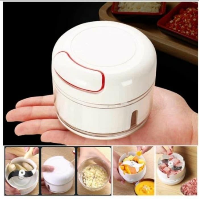 Foto Produk Blender Tarik Mini / Mini Food Chopper / Blender Pencacah Penghalus dari AnerStore