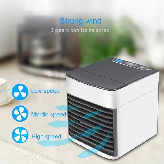 Foto Produk AC Mini Artic Air Cooler Fan Mini Ac Portable USB / Kipas AC Mini dari AnerStore
