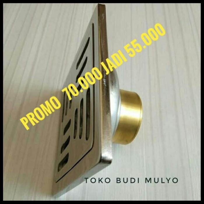 Foto Produk floor drain anti serangga floordran anti bau dari Toko Budi mulyo