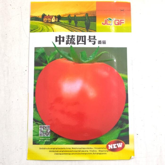 Foto Produk Biji Benih Bibit sayur tomat merah manis merah red retail pack dari Biji Benih