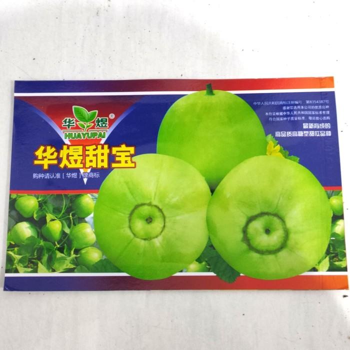 Foto Produk Benih Biji Bibit Melon Jepang Manis dari Biji Benih