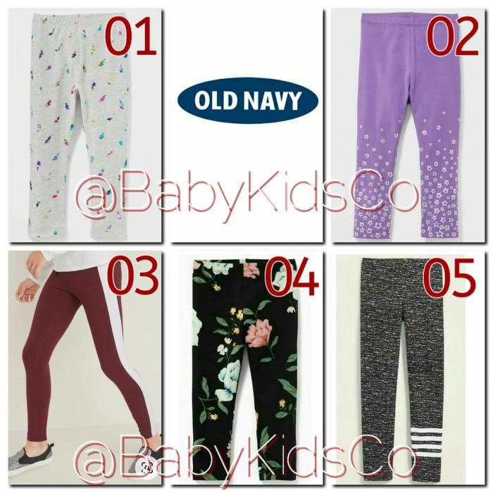 Jual Old Navy Legging Oldnavy Anak Perempuan Celana Legging Pants Leging Jakarta Barat Babykidsco Tokopedia
