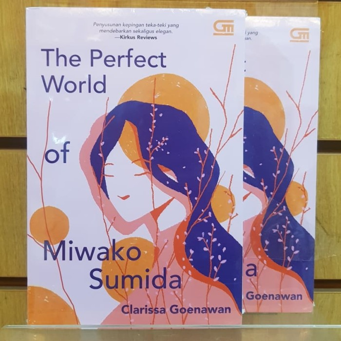 Foto Produk Buku The Perfect World of Miwako Sumida dari Qeena Books Official