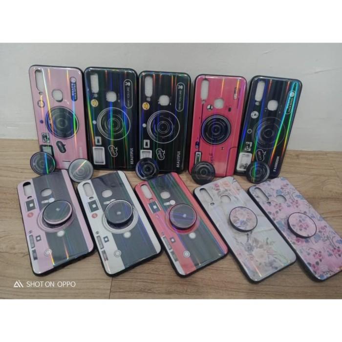 Foto Produk Case MOSCHINO Camera Vivo Y12/Y15/Y17 Softcase Camera Stripe dari scorpionacc_12