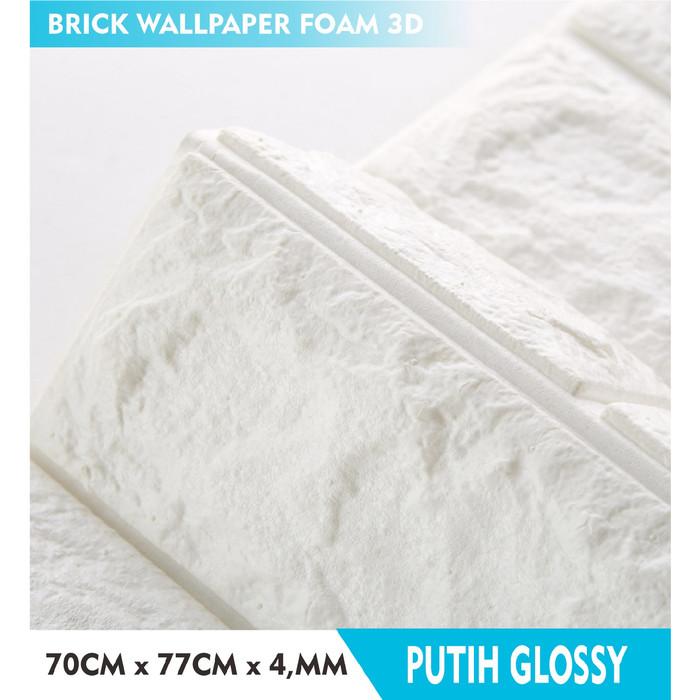 Jual Wallpaper Dinding BATA SERI KUNING 70 X 77cm
