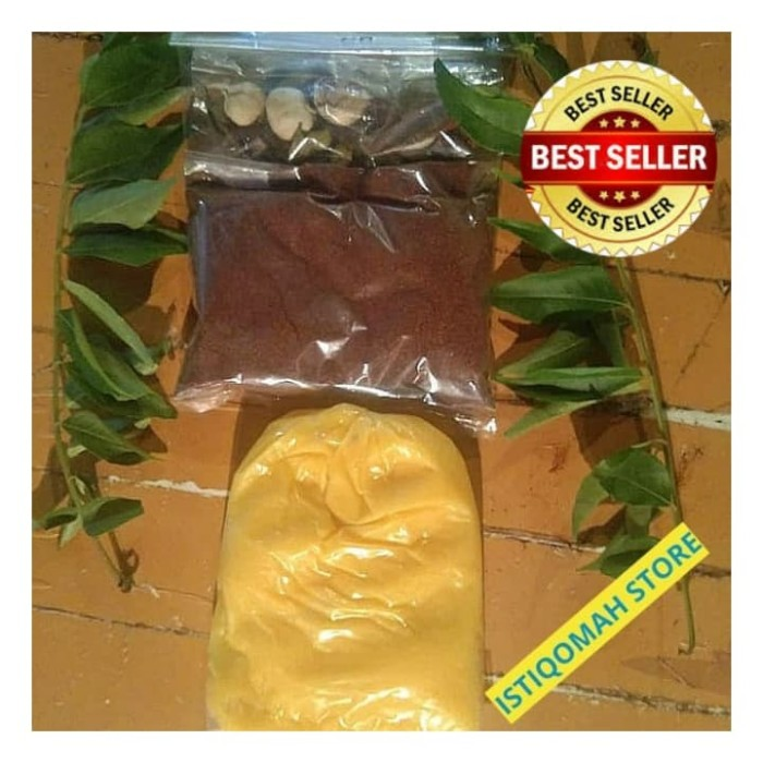 Foto Produk Paket Bumbu Nasi Kebuli plus samin uk. 2 liter beras dari BUMBU KEBULI ALISTIQOMAH