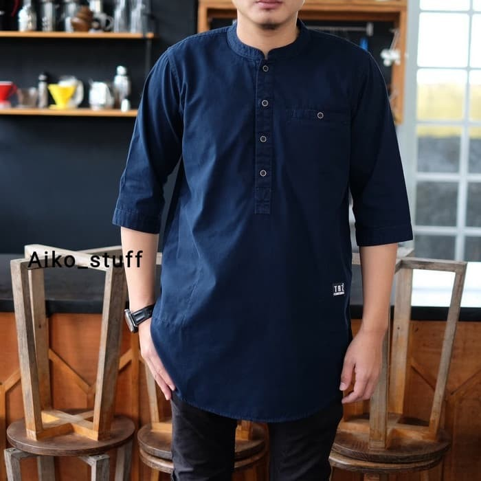Foto Produk baju pria / kurta pria / koko pakistan / pakaian pria / baju modern dari aiko_stuff