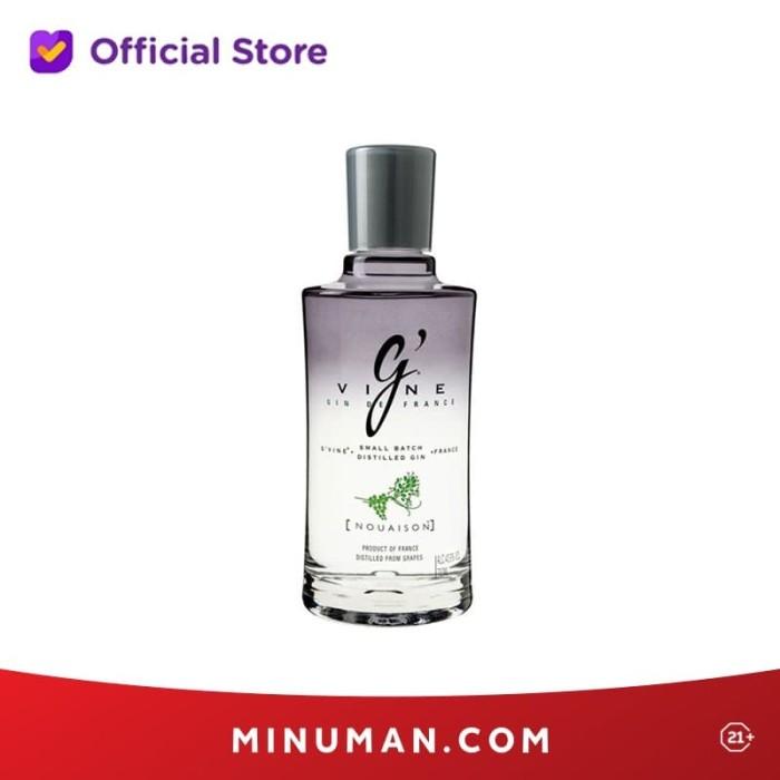 Foto Produk G Vine Gin (Nouaison) 700ml dari minuman_com