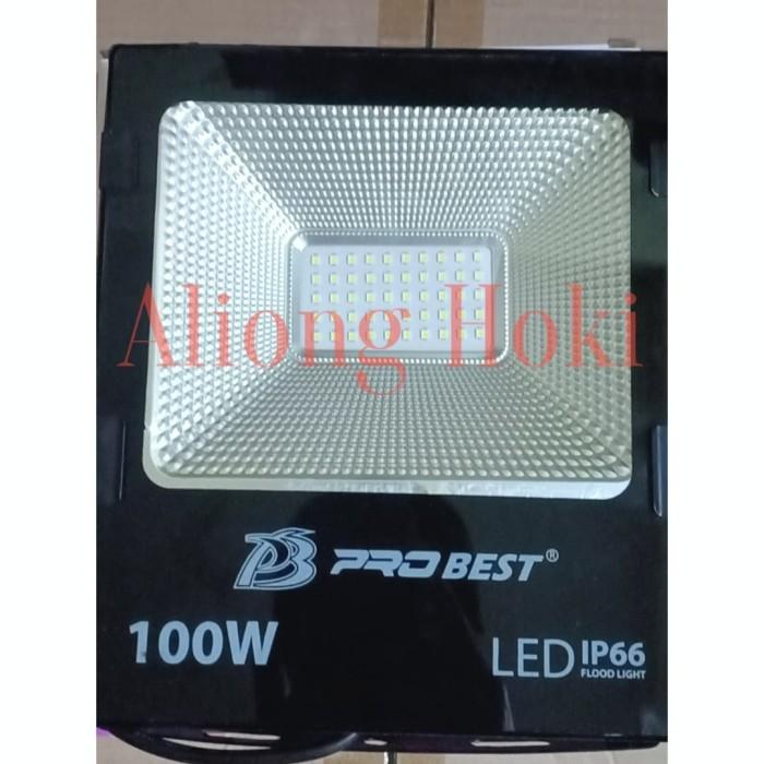 TERLARIS!!! led sorot / lampu tembak / floodlight 100 watt SEDIA JUGA Lampu led - Lampu tumblr - Lampu sepeda - Lampu bts - Lampu hias