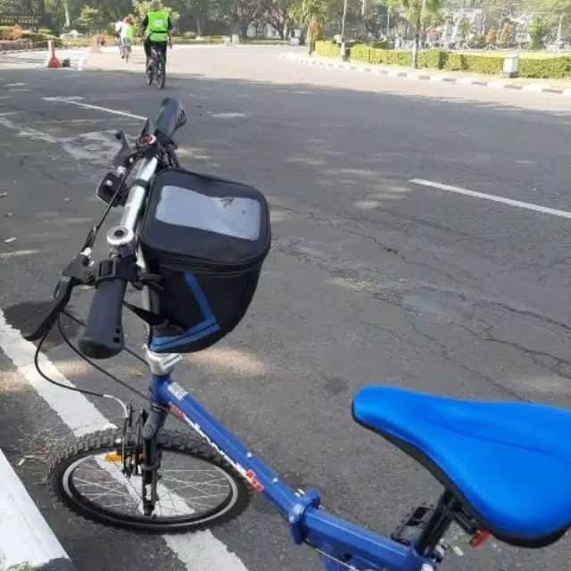 Jual Tas Box Sepeda Lipat Dan Motor Dasbag Tankbag Merah Kab Sidoarjo Fafamimi Online Tokopedia