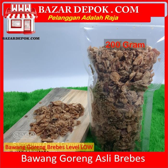 Foto Produk Bawang Goreng 200 Gr Brebes LOW dari Bazar Depok
