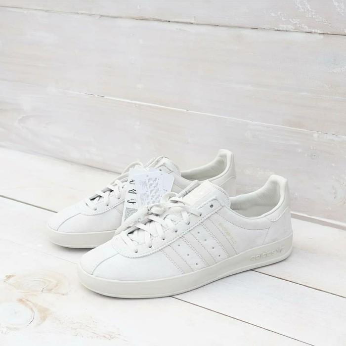 Jual Adidas Broomfield Raw White