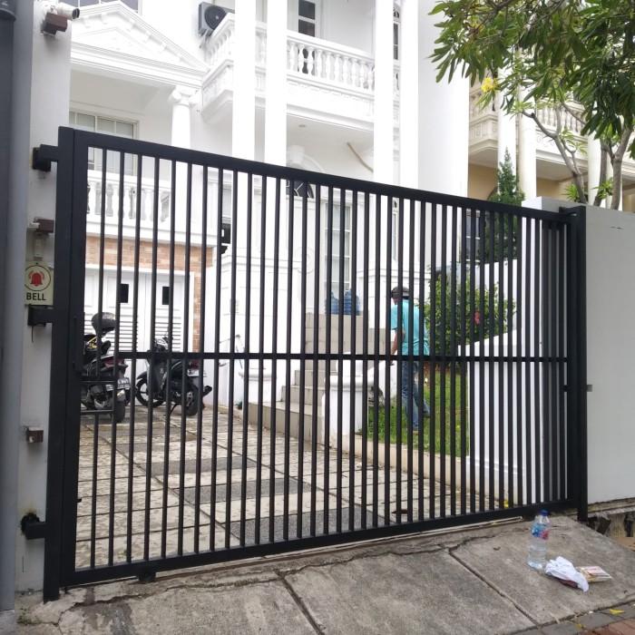 Jual Pagar Besi Rumah Minimalis - Kota Tangerang Selatan - Taste Furniture  | Tokopedia