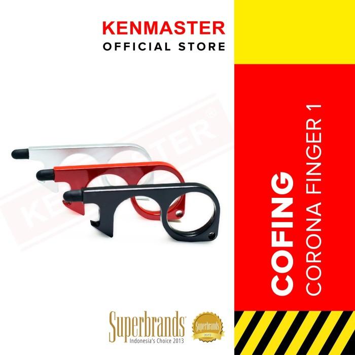 Foto Produk Pembuka Pintu / No Touch Sanitary Door Opener/Alat Bantu Tekan Type 1 dari Kenmaster Official