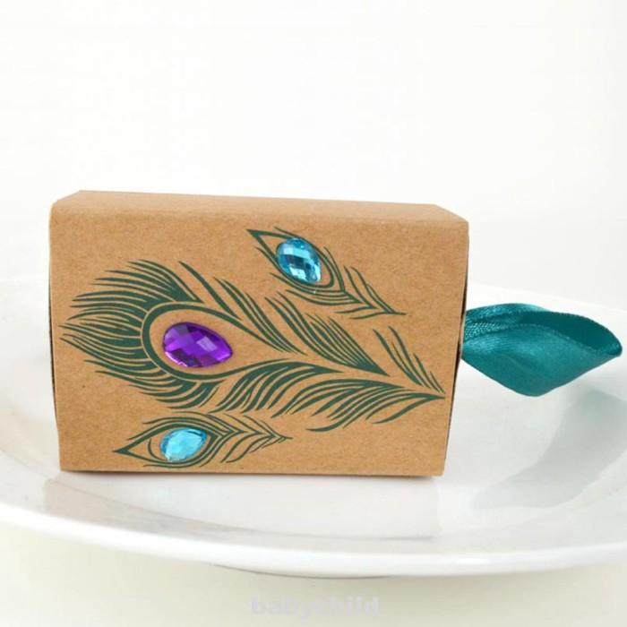 Jual 50pcs Birthday Drawer Design Favors Paper Peacock Wedding Gift Box Jakarta Barat Sadewa Olshopp Tokopedia