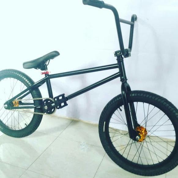 Jual Promo Sepeda Bmx Stret Keren Bestseller Jakarta Barat Febrian1234 Tokopedia