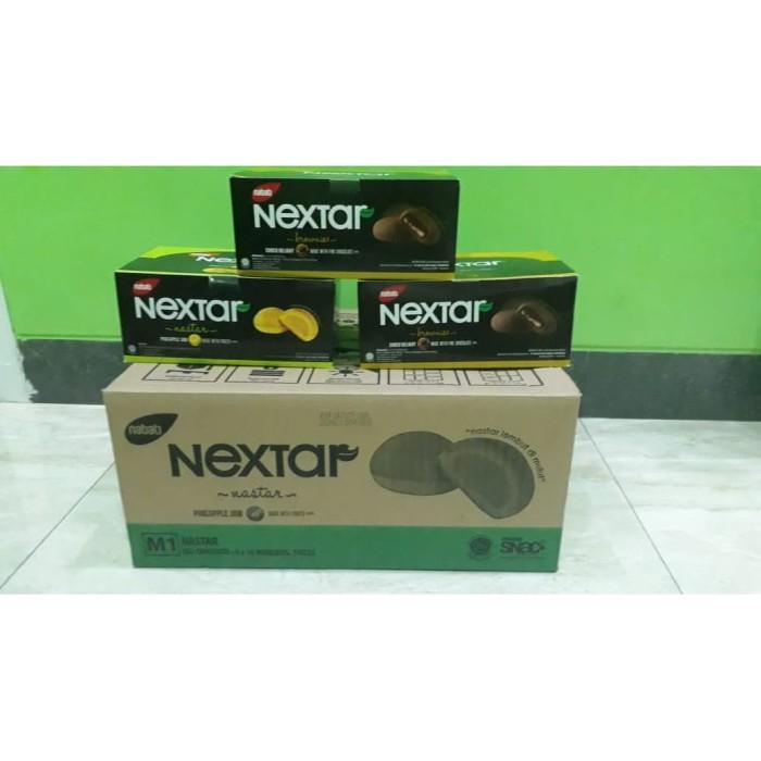 Foto Produk Nextar (10pcs x 42gr) - Coklat dari Sumber Berkah Boga