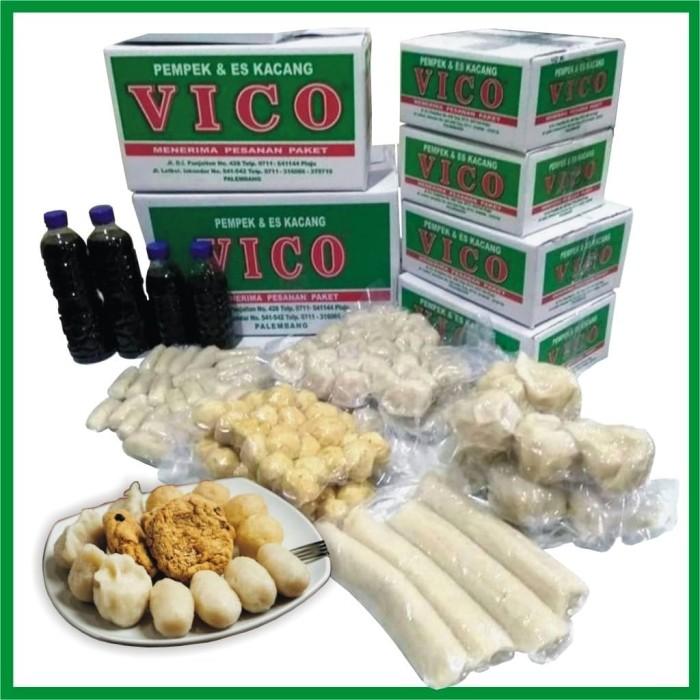 Foto Produk Pempek Vico - Paket Besar A 140.000 dari Pempek Vico Online