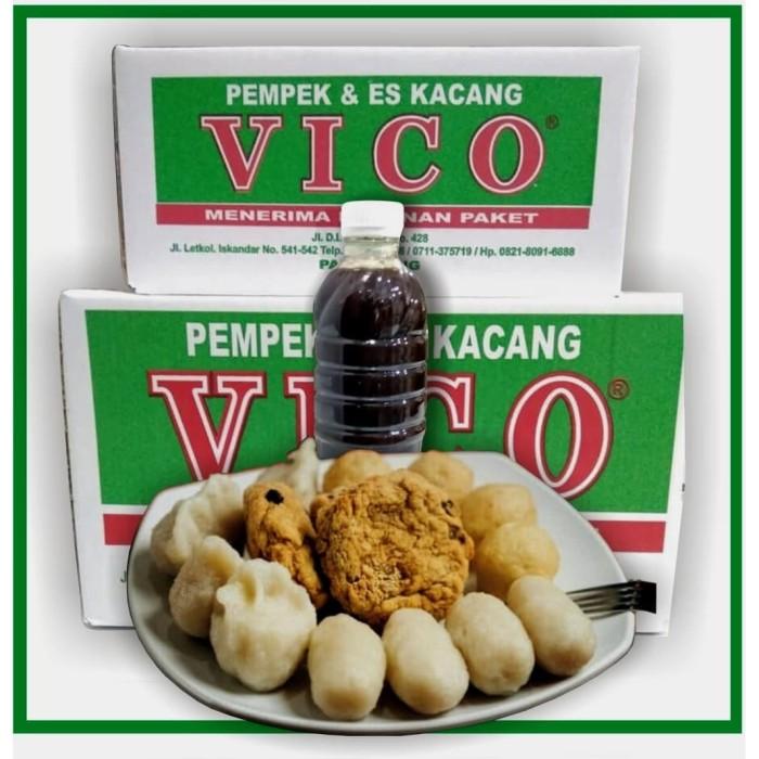 Foto Produk Pempek Vico 110.000 - isi 25pcs - ASLI Palembang dari Pempek Vico Online