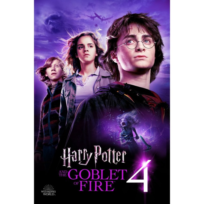 Jual Film Harry Potter And The Goblet Of Fire 2005 Kota Bandung Factory Movie Dvd Tokopedia