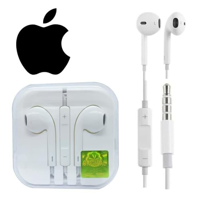 Foto Produk [GARANSI]Handsfree / Earphone / Headset Original Super Iphone 5 /6/7 dari Nanvan Official