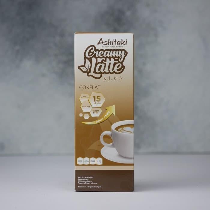 Foto Produk Ashitaki Creamy Latte Chocolatte dari Ashitaki Official Store