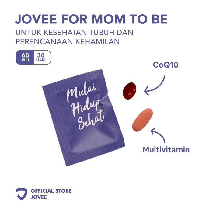 Foto Produk Jovee For Mom To Be - Untuk Kesehatan Tubuh dan Perencanaan Kehamilan dari Jovee