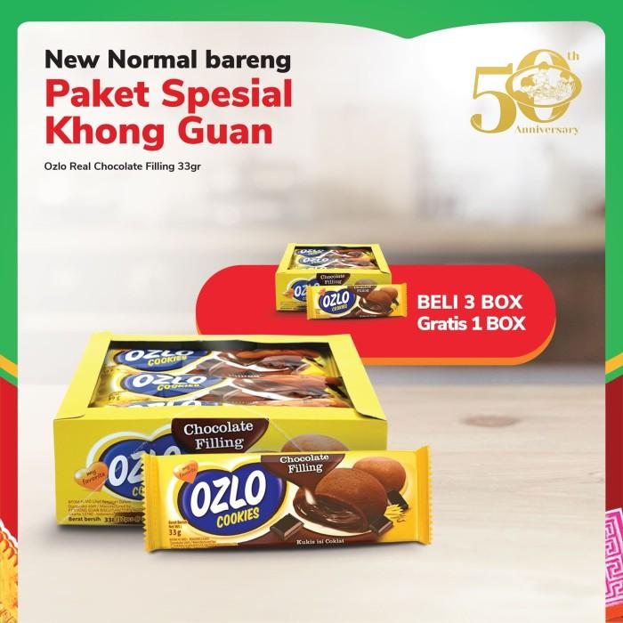 Foto Produk Paket Hemat Ozlo Chocolate Box dari Khong Guan Biscuits Shop