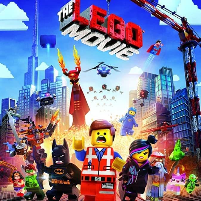 Jual Dvd Film The Lego Movie 2014 Jakarta Utara Tristar Dvd Tokopedia