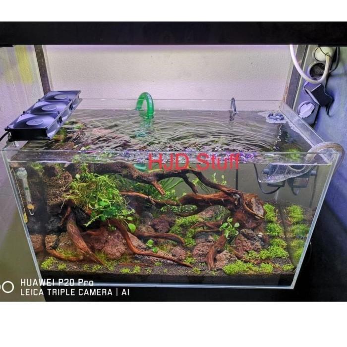 Jual Pendingin Suhu Aquarium Kipas Diy Aquascape Kota Surabaya Umpan Ikan Lele Tokopedia