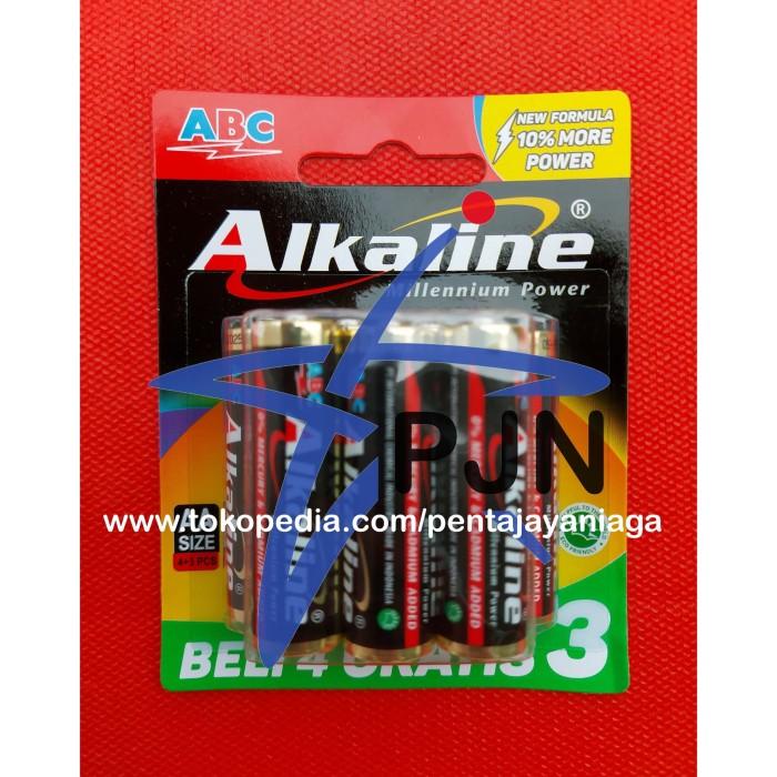 Foto Produk Baterai ABC Alkaline AA / A2 isi 7 dari pentajayaniaga
