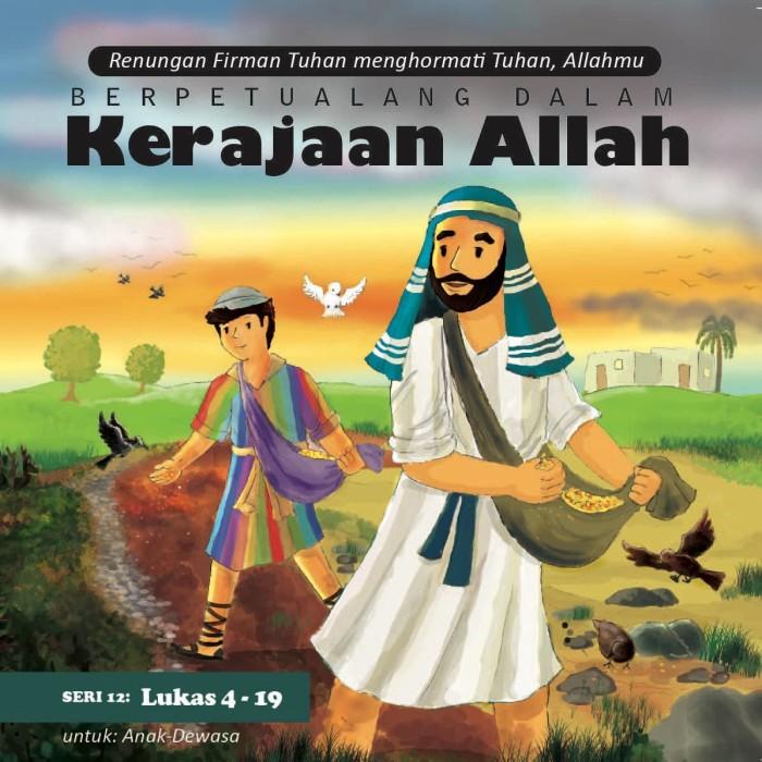 Foto Produk Berpetualang Dalam Kerajaan Allah edisi 12 dari CV Pionir Jaya