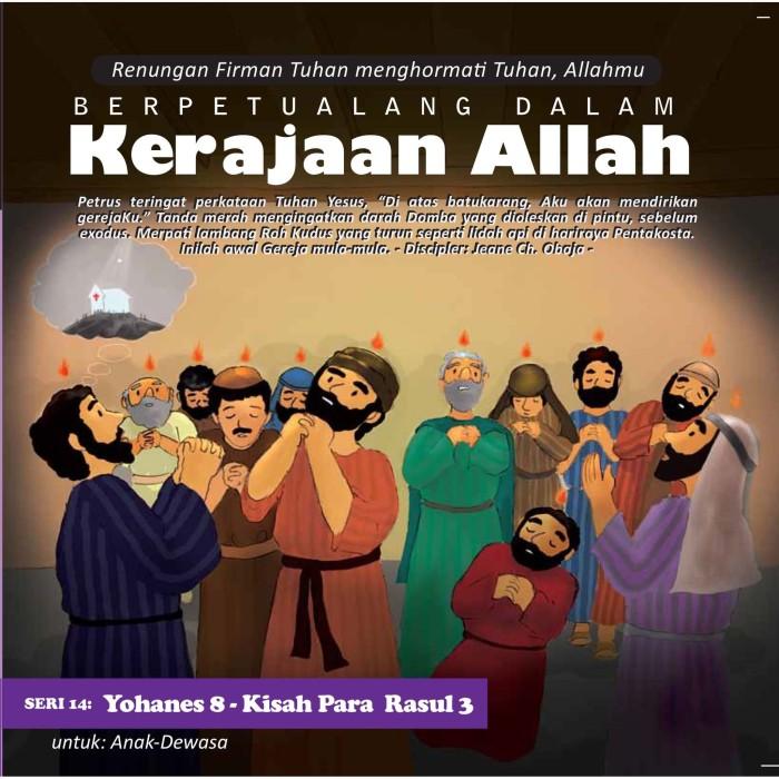 Foto Produk Berpetualang Dalam Kerajaan Allah Edisi 14 dari CV Pionir Jaya