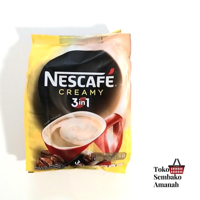 Foto Produk Nescafe Creamy 3in1 30sachet dari Sembako Amanah20
