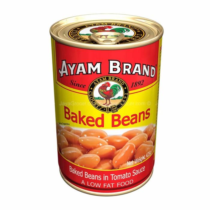 Jual Ayam Brand Baked Beans 425gr Can Kab Tangerang Ranch Market Official Store Tokopedia