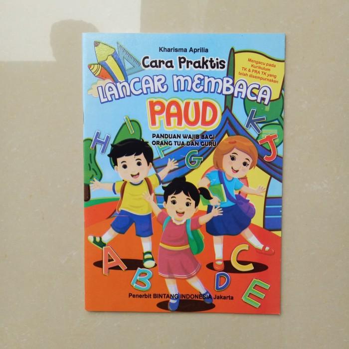 Jual Buku Anak TK PAUD - Cara Praktis Lancar Membaca ...