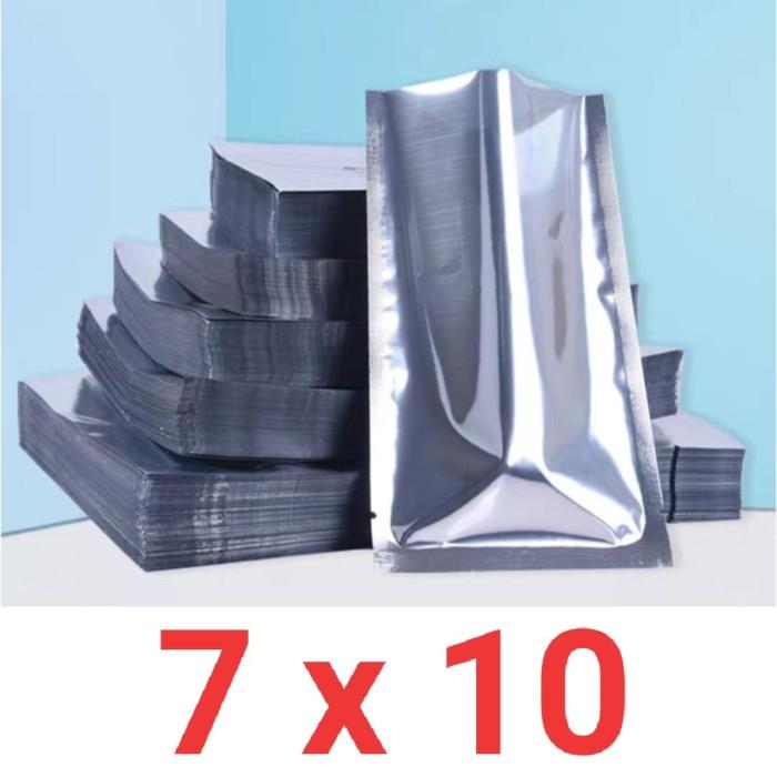 Foto Produk Sachet kemasan aluminium foil untuk packing biji benih ukuran 7x10 cm dari Biji Benih