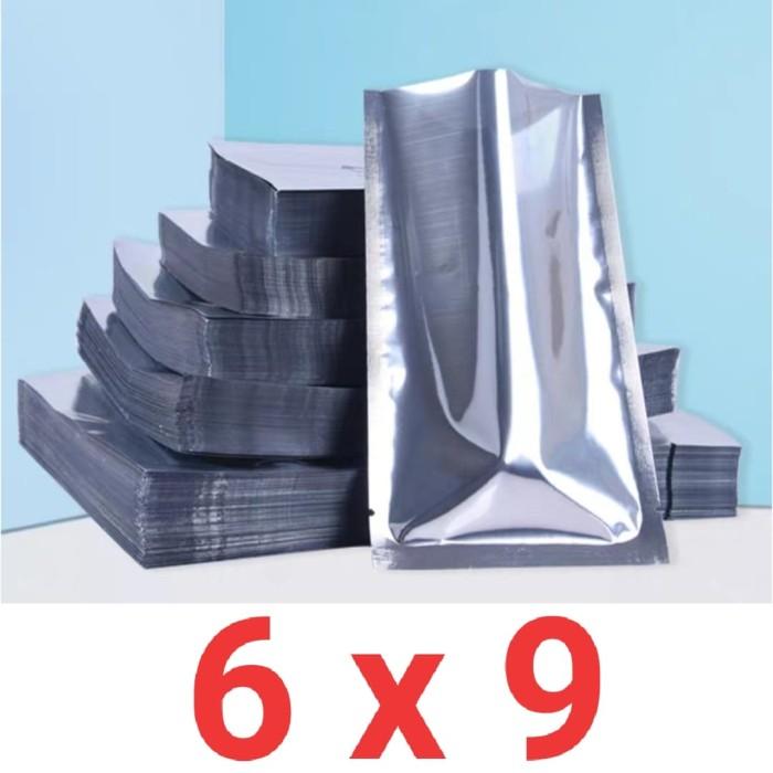 Foto Produk Sachet kemasan aluminium foil untuk packing biji benih ukuran 6x9 cm dari Biji Benih