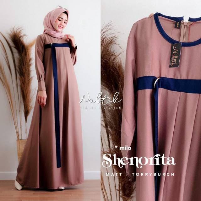 Jual Baju Gamis Wanita Muslim Wanita Remaja Dewasa Kekinian Murah Terbaru Kab Bandung Damris Shop Tokopedia