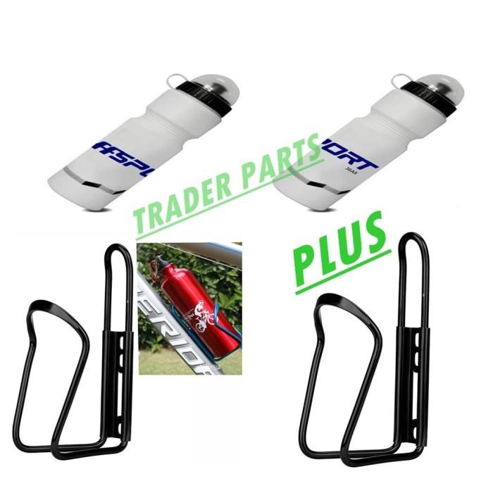 Foto Produk Botol Minum Sepeda High Quality dari Trader-parts